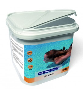 Regulador pH minor solido AstralPool de 8kg