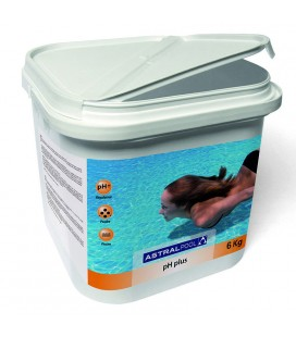 Regulador pH plus solido AstralPool de 6kg